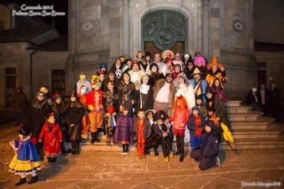 Serra, soddisfazione per il Carnevale organizzato dalla Pro Loco