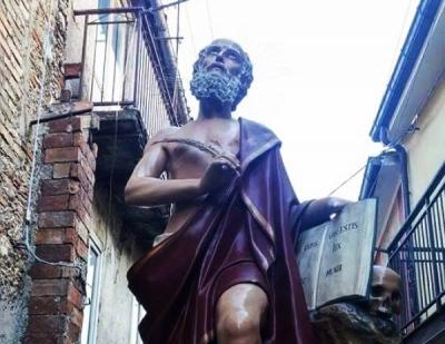 A Serra i festeggiamenti in onore di San Girolamo