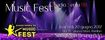 Ecco il 'Music Fest 2017', la kermesse musicale organizzata da Rs98