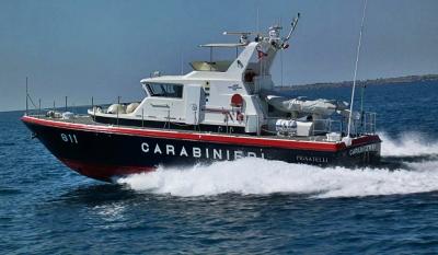 In acquascooter senza patente e assicurazione, maxi multa per un 20enne nel Vibonese