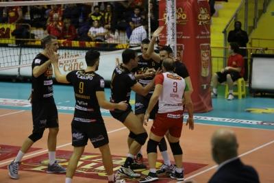 Volley Tonno Callipo, presentata la richiesta di iscrizione al campionato di A2