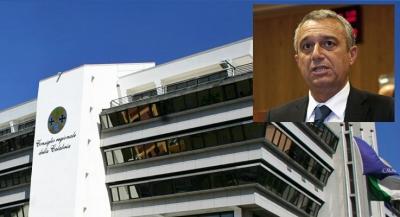Nazzareno Salerno sospeso dalla carica di consigliere regionale