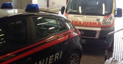 Serra, incidente nella notte su corso Umberto: ferito un giovane
