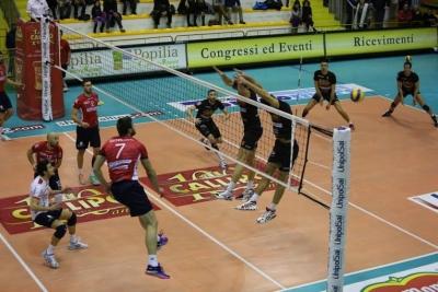 Volley, colpo di mercato della Tonno Callipo: preso Michalovic