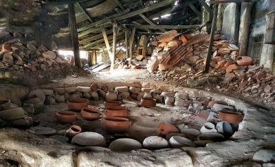 Le antiche fornaci di Gerocarne all'attenzione degli esperti Unesco