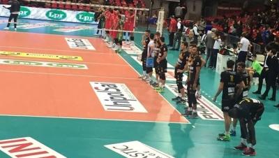 Volley | Primo punto in campionato per la Tonno Callipo, giallorossi ko al tie-break a Piacenza