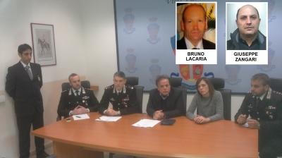 Omicidio Lacaria, Zangari confessa: 'L'ho ucciso con un bastone'