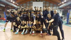 Volley, finale playoff: la Tonno Callipo espugna Sora in gara 2. Domenica sarà festa?
