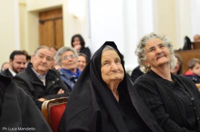 Spadola in festa per i 100 anni di nonna Stella