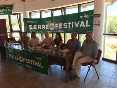 """«Idee e valori per un territorio solidale», presentato il programma di """"SerreinFestival"""""""