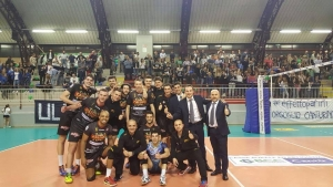 Volley, playoff di A2: la Tonno Callipo batte Cantù e approda in semifinale