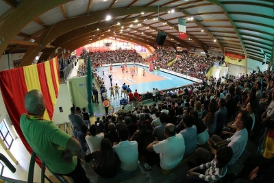 Volley, esordio a Trento per la Tonno Callipo nel campionato di Superlega