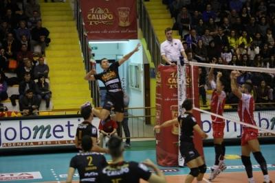 Volley, alla Callipo il derby di Calabria. Corigliano ko