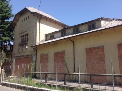 Serra, la Regione rimette in vendita il Kursaal: valore stimato 302mila euro