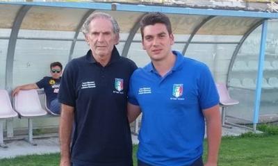 Eccellenza, i portieri del Soriano affidati a Carmine Franzè: «Grazie per questa bella opportunità»