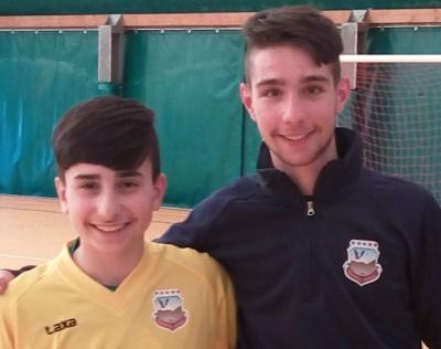 Anche due giovani serresi al Torneo delle Regioni di Calcio a 5