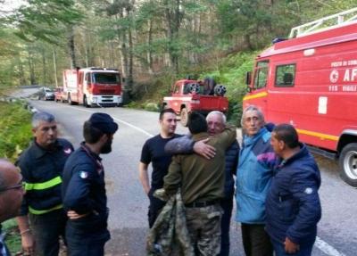 Cercatori di funghi che si perdono nei boschi, l'appello del presidente del Soccorso alpino Calabria