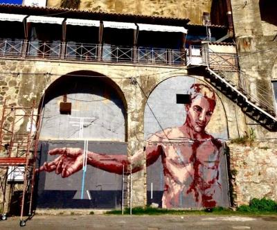 La street art dello Strati festival sorprende ancora, le opere realizzate nella quarta edizione della kermesse di Pizzo - FOTO