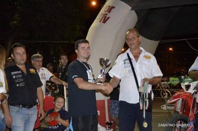 Enduro Indoor Sicilia, secondo posto nella categoria 'Amatoriale 2' per il serrese Brunello Tassone