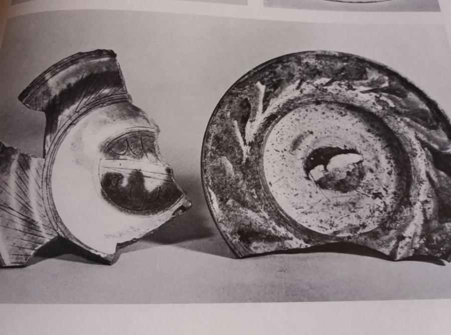 Storia della Ceramica, Soriano tra i protagonisti del