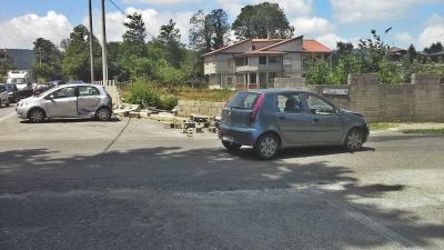 Serra, ennesimo incidente sulla ex statale 110: coinvolte due auto