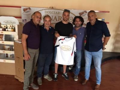 Eccellenza | Altro colpo in entrata del Soriano, preso l'attaccante Angotti