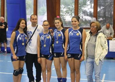 Finali regionali, Serra nel Volley subito fuori: 'Torneo prestigioso, soddisfatti di aver partecipato'