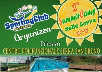 """Serra, tutto pronto per il secondo """"Summer Camp"""" organizzato dallo Sporting Club"""